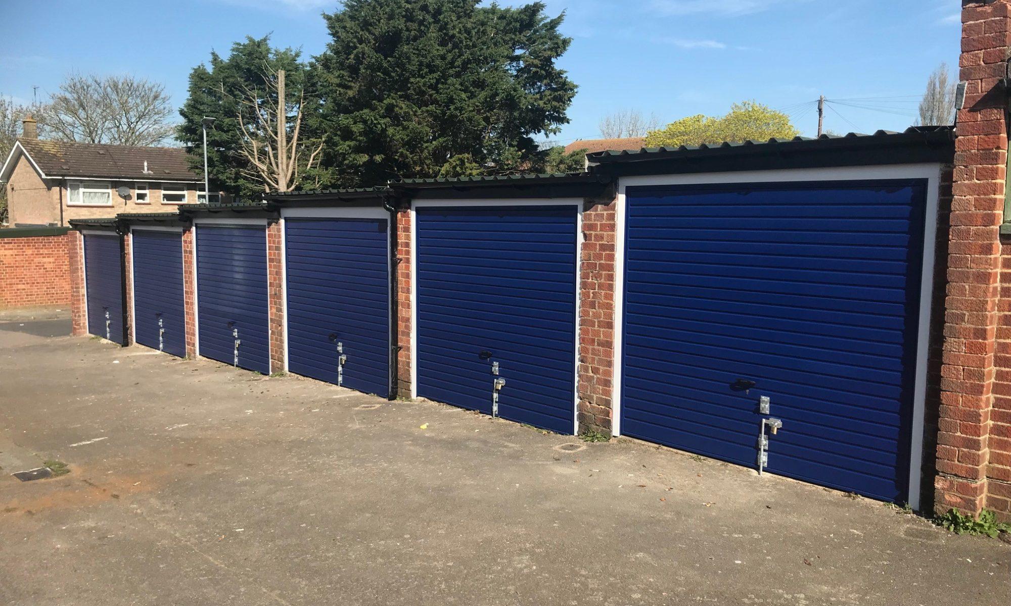 Garages in Watford to rent newly refurbished garages Watford image 1