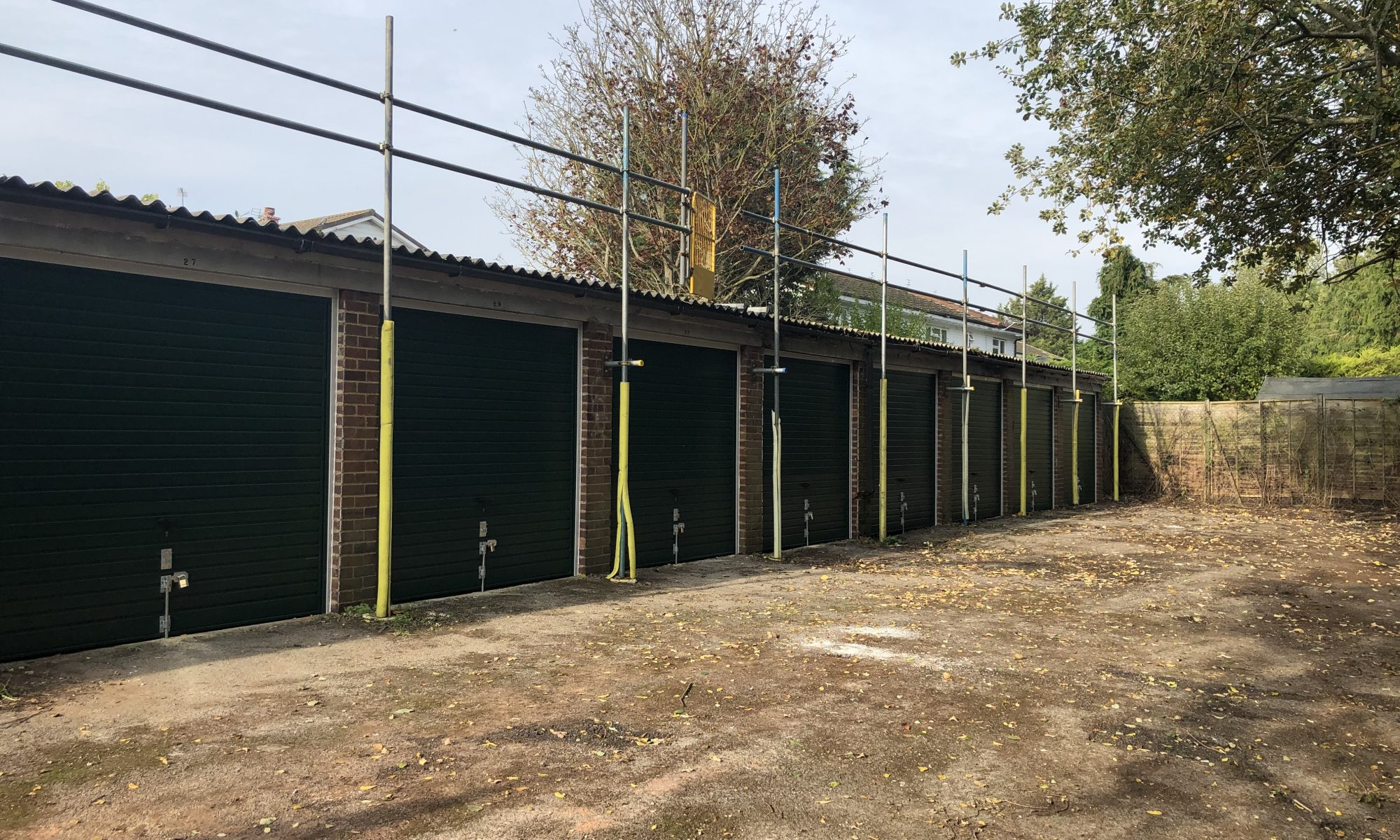 Refurbished Garages in Windsor to rent from Garage rental company in Windsor